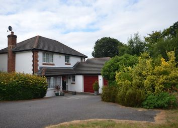 Thumbnail 4 bed detached house for sale in Gregor Road, Truro