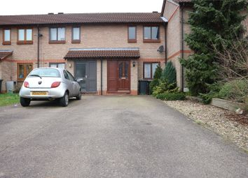 Thumbnail 2 bed town house to rent in Keats Close, Earl Shilton, Leicester, Leicestershire