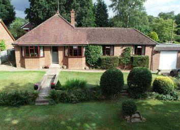 Thumbnail 4 bed detached bungalow for sale in Curridge Road, Curridge