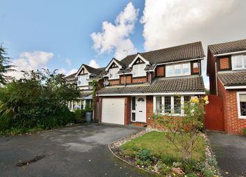 Thumbnail 4 bed detached house for sale in Kerria Way, West End, Woking, Surrey