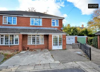 Thumbnail 3 bed property for sale in Beech Avenue, Grimsby