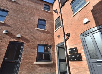 Thumbnail 1 bed flat to rent in High Street, Loughborough, Leicestershire