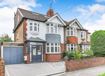 Thumbnail 4 bed semi-detached house for sale in Oakleigh Avenue, Surbiton