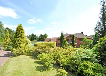 Thumbnail 8 bed detached house for sale in Avon Castle Drive, Ringwood, Hampshire