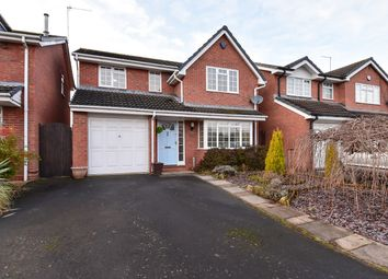 Thumbnail 4 bed detached house for sale in Park Way, Droitwich
