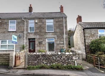 Thumbnail 3 bed end terrace house for sale in Nancledra, Penzance