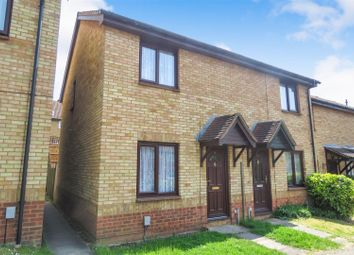Thumbnail 2 bed semi-detached house for sale in Tennyson Avenue, Biggleswade