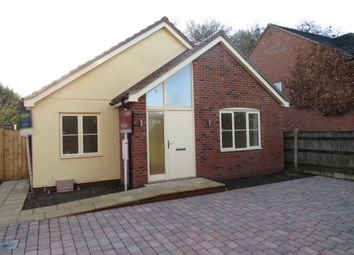 Thumbnail 3 bed detached bungalow for sale in Town Green, Wymondham