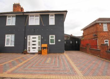 Thumbnail 5 bed semi-detached house for sale in Green Lane Road, Leicester