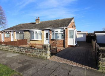 Thumbnail 2 bed semi-detached bungalow for sale in Broughton Road, Billingham