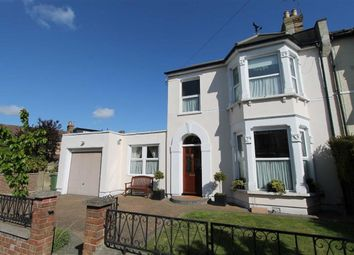 Thumbnail 4 bed end terrace house for sale in Elibank Road, Eltham, London