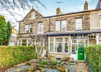 Thumbnail 4 bed terraced house for sale in Keighley Road, Bradford