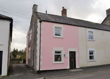 Thumbnail 2 bed end terrace house for sale in Leigh Street, Leigh Upon Mendip, Radstock