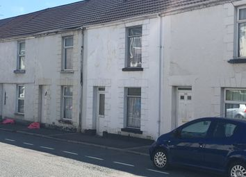 Thumbnail 2 bed terraced house to rent in Neath Road, Plasmarl, Swansea
