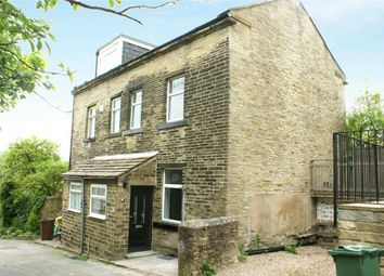 Thumbnail 3 bed semi-detached house for sale in Old Road, Denholme, Bradford, West Yorkshire