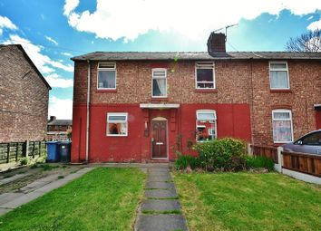 Thumbnail 3 bed semi-detached house to rent in Verdun Road, Eccles, Manchester