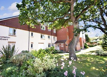 Thumbnail 2 bed flat for sale in Compton Court, Bournemouth