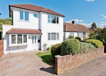 Thumbnail 4 bed detached house for sale in Francis Close, Ewell