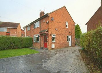 Thumbnail 2 bed semi-detached house for sale in Morningside, Madeley, Crewe