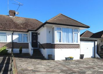 Thumbnail 3 bed bungalow for sale in Fairway Gardens Close, Leigh-On-Sea