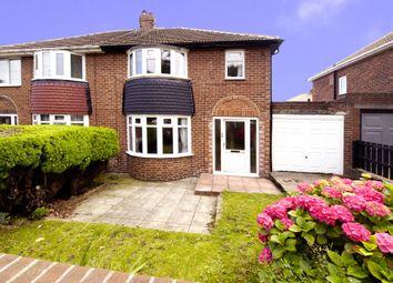 Thumbnail 3 bed semi-detached house for sale in Shields Road, Seaburn Dene Estate