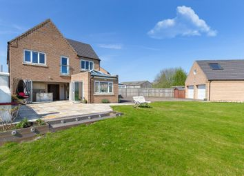 Thumbnail 4 bed detached house for sale in Manea, Cambridgeshire