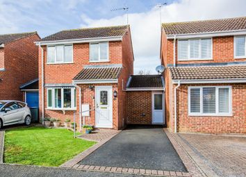 Thumbnail 3 bedroom property for sale in Plover Close, Buckingham