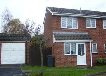 Thumbnail 1 bedroom property to rent in Eastfield Road, Thurmaston