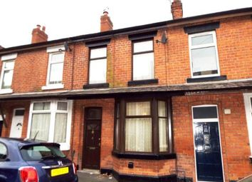 Thumbnail 2 bed terraced house for sale in Stephenson Street, Chorley, Lancashire