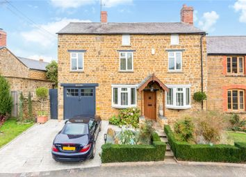 Thumbnail 4 bedroom semi-detached house for sale in Swan Lane, Great Bourton, Banbury, Oxfordshire