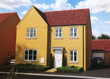 Thumbnail 4 bed detached house for sale in The Eversden, Solent Drive, Spalding
