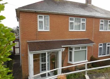Thumbnail 3 bed semi-detached house for sale in Heol Y Wern, Aberystwyth, Ceredigion