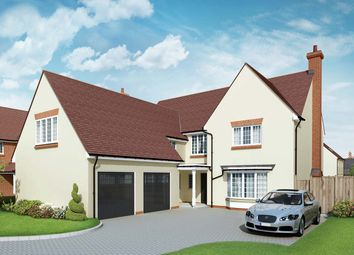 """Thumbnail 5 bed detached house for sale in """"The Buckingham"""" at Gold Hill East, Chalfont St. Peter, Gerrards Cross"""