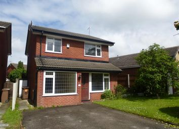 Thumbnail 3 bed detached house to rent in Thorns Drive, Greasby, Wirral