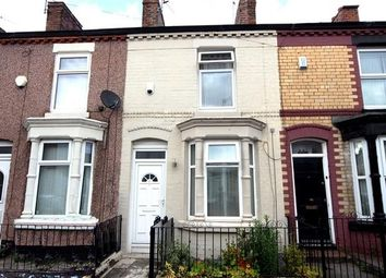 Thumbnail 2 bedroom terraced house to rent in Banner Street, Wavertree, Liverpool