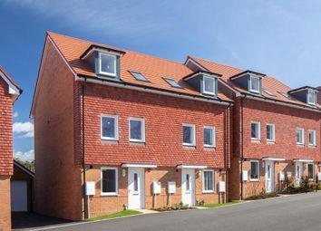 "Thumbnail 3 bedroom semi-detached house for sale in ""Norbury"" at Park Prewett Road, Basingstoke"
