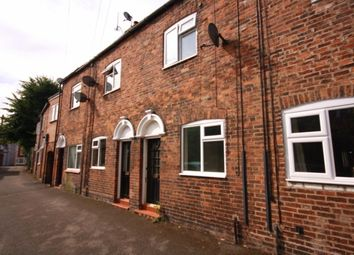Thumbnail 1 bed terraced house for sale in Red Lion Lane, Nantwich