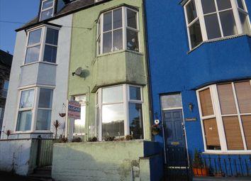 Thumbnail 2 bedroom flat for sale in Wilmar, Flat 1, 6 Beach Road, Menai Bridge