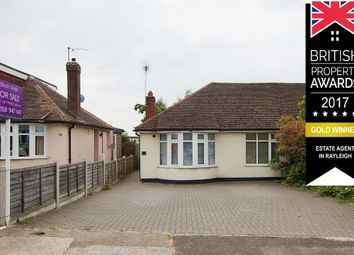 Thumbnail 2 bed semi-detached bungalow for sale in Roach Avenue, No Onward Chain, Rayleigh, Essex