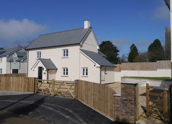 Thumbnail 3 bed detached house for sale in High Bickington, Umberleigh