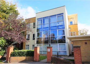 Thumbnail 2 bed flat for sale in 93 Woodcote Road, Wallington