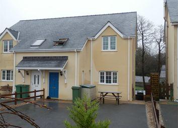 Thumbnail 3 bed semi-detached house for sale in Bro Mydyr, Mydroilyn, Nr Aberaeron, Ceredigion