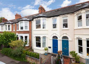 Thumbnail 4 bed terraced house for sale in Eltisley Avenue, Newnham, Cambridge