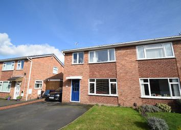 Thumbnail 4 bed semi-detached house to rent in Ford Road, Newport