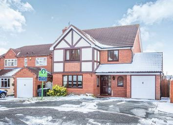 Thumbnail 4 bed detached house for sale in Briar Close, Lickey End, Bromsgrove