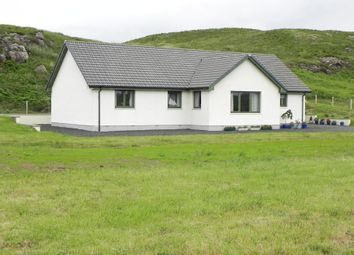 Thumbnail 4 bed detached bungalow for sale in Arnival, 23 Portnalong, Isle Of Skye
