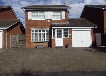 Thumbnail 3 bed detached house to rent in Hazlehurst Drive, Aylesbury, Buckinghamshire