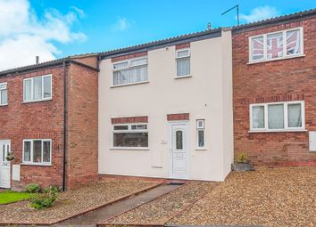 Thumbnail 3 bedroom terraced house for sale in Blenheim Way, Yaxley, Peterborough