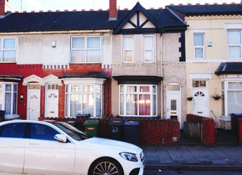 Thumbnail 2 bed terraced house for sale in Boulton Retreat, Boulton Road, Handsworth, Birmingham