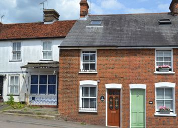 Thumbnail 2 bed terraced house for sale in Churchgate Street, Old Harlow, Harlow
